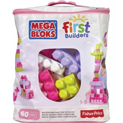 Mattel Mega Bloks FB BIG BUILDING BAG GIRLS (60)