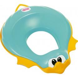 OK Baby Redukcia na WC Ducka tyrkysová
