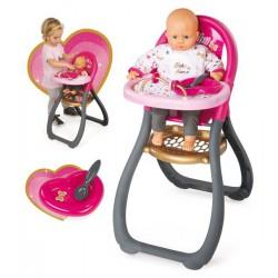 Smoby BN Jedálenská stolička pre bábiku