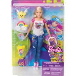 Mattel Barbie  VO SVETE HIER S EMOJI