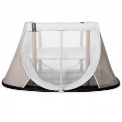AeroSleep Cestovná postieľka AeroMoov Instant Travel Cot White Sand
