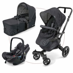 Concord Mobility Set Neo Air.Safe+Scout Cosmic Black Concord 2017