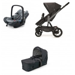 Concord Mobility Set Wanderer Air+Scout Black