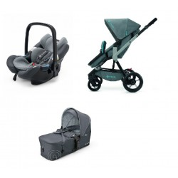 Concord Mobility Set Wanderer Air+Scout Grey