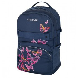 Školský batoh Herlitz be.bag cube Motýľ