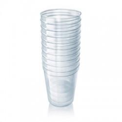 Avent VIA poháriky 240 ml 10 ks