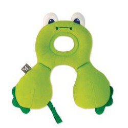 Benbat Nákrčník s opierkou hlavy 0-12 m - žaba