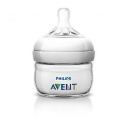 Avent fľaša 60 ml Natural PP