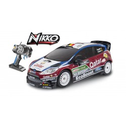 Nikko RC Auto Ford Fiesta RS WRC 1:16