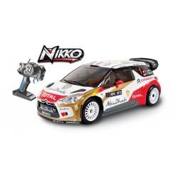 Nikko RC Auto Citroën DS3 WRC 1:16