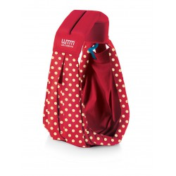We Made Me Nosič Soohu Sling Polka Red Special Edition