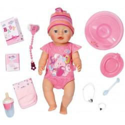 Zapf Interaktívne BABY born bábika