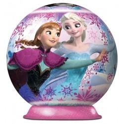 Ravensburger Disney Ľadové kráľovstvo puzzleball 72 dielikov