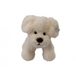 MAC TOYS Krémový psík 30 cm