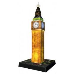 Ravensburger Big Ben Nočná edície 3D 216d