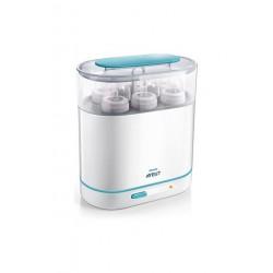 Philips AVENT elektrický parný sterilizátor 3v1