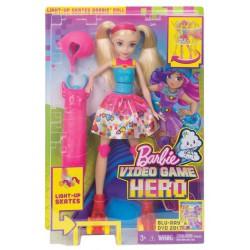 Mattel Barbie  VO SVETE HIER NA KORČULIACH