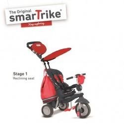 SmarTrike Trojkolka Dazzle 5v1 červená 10m+
