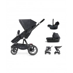 Travel Set Camino Air.Safe+Sleeper 2.0 Cosmic Black Concord 2017