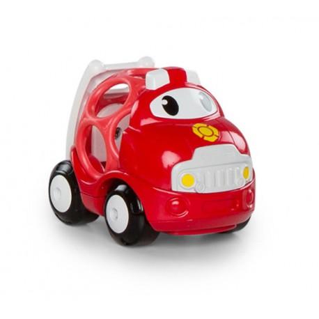 Hračka autíčko požiarnícke Sam Oball Go Grippers™ 18m+