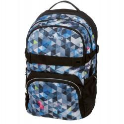 Školský batoh Herlitz be.bag cube Snowboard