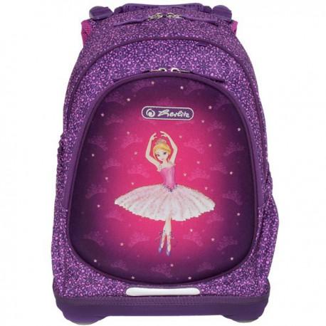 a90c517892 Najlepšia školská taška pre prvákov Herlitz Balerina - výpredaj