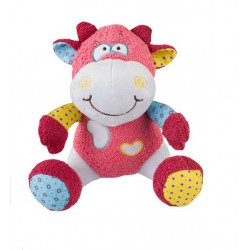 BabyOno Hračka plyšová kravička ROSIE 20cm 3m+