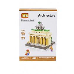 MAC TOYS Stavebnica Grécky chrám