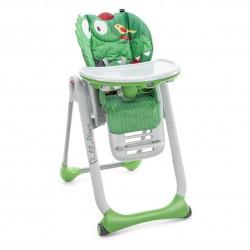 Jedálenská stolička Polly 2 Start - BABY ELEPHANT