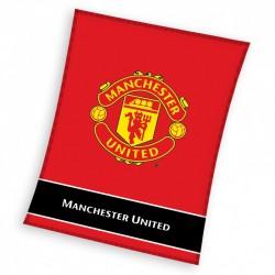 Fleecová deka Manchester United