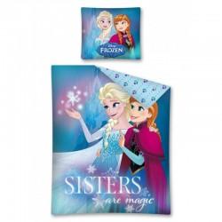 Obliečky Frozen - Sisters are magic
