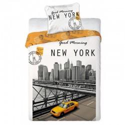 Posteľné obliečky New York