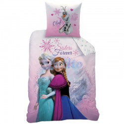 Posteľné obliečky Frozen - Ladove kralovstvo 140x200cm