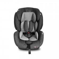 Petite&Mars  Autosedačka Prime II Isofix Grey 9-36 kg 2018