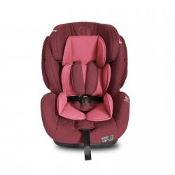 Petite&Mars  Autosedačka Prime II Isofix Red 9-36 kg 2018