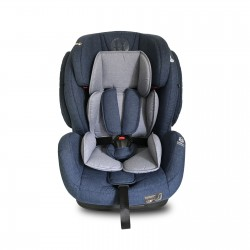 Petite&Mars Autosedačka Prime II Isofix Blue 9-36 kg 2018