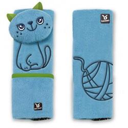 Chrániče na bezp.pás, 2ks - mačka, 1-4r