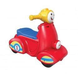 Simba Auto odrážadlo BIG BOBBY CAR CLAS červené