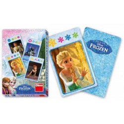 karty Frozen kvarteto
