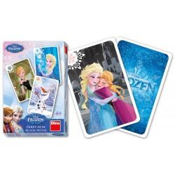 karty Frozen cierny peter