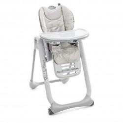 Jedálenská stolička Polly 2 Start Caramel