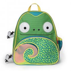 ruksak pre skolkarov Zoo detsky batoh Chameleón 3+