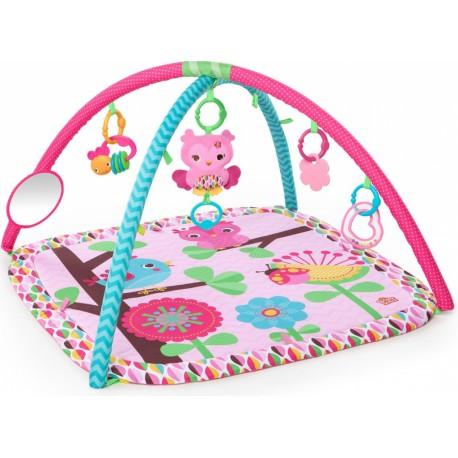 deka pre bábätko ružová Bright Starts