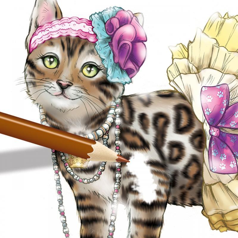 na veľké mačička žena Veľká mačička