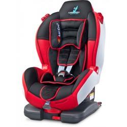 Autosedačka CARETERO Sport TurboFix red 2016