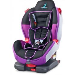 Autosedačka CARETERO Sport TurboFix purple 2016
