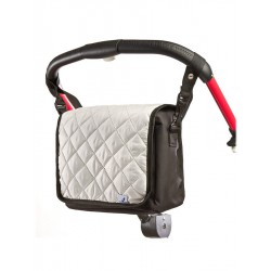 Taška na kočík CARETERO Carry-on light grey