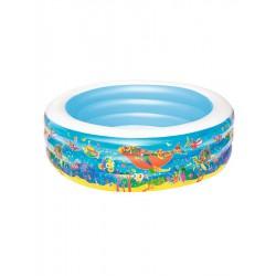 Detský nafukovací bazén Bestway oceán