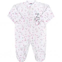 Dojčenský overal New Baby Magic Star sivý