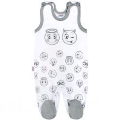 Dojčenské bavlnené dupačky New Baby Emotions